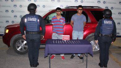 narcomenudistas, detenidos, droga, ssc, el flaco, anteecedentes penales, código rojo