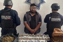 tecamachalco, detenido, el chucho, bandas delictivas, violento, código rojo
