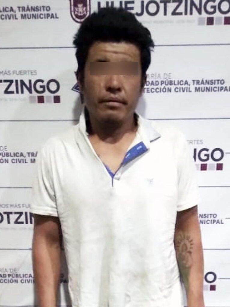 detenidos, banda, robo, transporte de carga, huejotzingo, código rojo