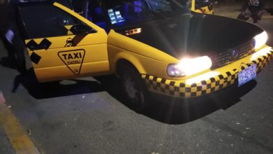 asalto, taxista, baleado, muerto, santa clara ocoyucan, código rojo