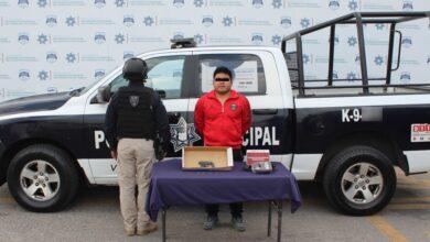 posesión ilegal de arma de fuego, detenido, orinar, vía pública, ministerio público, bosques de santa anita, código rojo