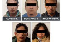 ministerio público, secuestradores, homicidio, dos, víctimas, detenidos, código rojo