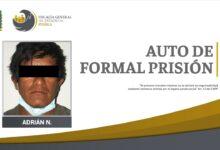 Fiscalía General del Estado, violencia familiar, violencia familiar equiparada, auto de formal prisión, unión libre, Fiscalía de Investigación Metropolitana,