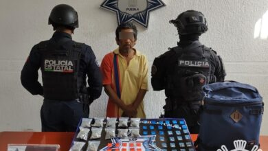 """""""El Chente"""", SSP, """"La Patrona"""", cristal, cocaína, marihuana, heroína, """"La Patrona"""", """"El Muerto"""""""