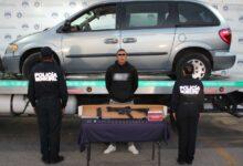 unión tepito, integrante, droga, fusil de asalto, choque, camioneta, semáforo, ataques, amenazas, código rojo