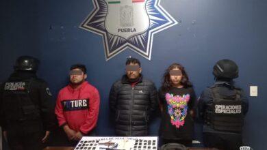 san francisco ocotlán, detenidos, narcomenudistas, policía estatal, código rojo