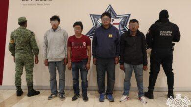 banda delictiva, policía estatal, sedena, niños nieto, lider, robo, cable, código rojo