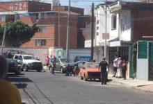 Ministerio Público, Popular Coatepec, choque, Nissan X-Trail, arrestados, fuga,