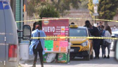 impactos de bala, expendio de pollo, 911, San Lorenzo Almecatla, Policía Municipal, Cuautlancingo, FGE, robo de combustible, GAS 1