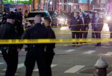 bala perdida, sueño americano, migrante, Nueva York, víveres, enfrentamiento entre pandillas, hospital, huérfanos, viudo,