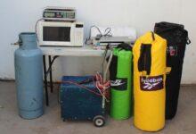 SSP, robo a domicilio, artículos, operativo, objetos de valor, electrodomésticos, aparatos electrónicos,