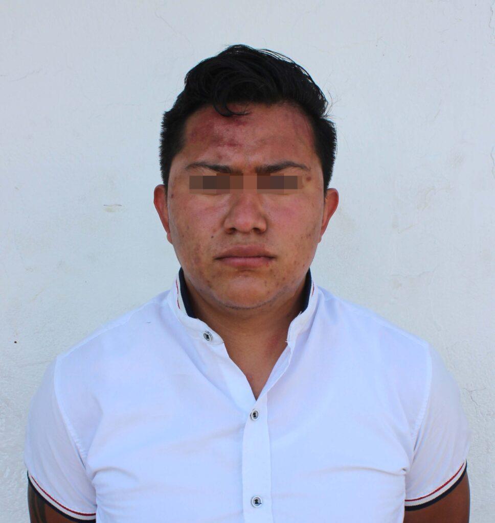 asaltantes, autopista México-Puebla, pistola, celular, robo, transportistas, código rojo