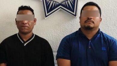 tecamachalco, detenidos, centro, el cuitla, el moreno, venta de armas, líder delincuencial, robo de combustible, robo a transportistas, código rojo