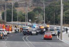 calvijero, atropellado, motociclista, patrulla, policía municipal, código rojo