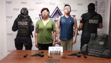drogas, amras de fuego, posesión, policía municipales, tehuacán, policía estatal, código rojo