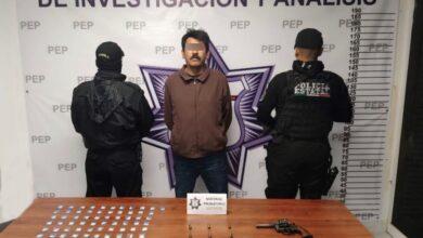 secuestrador, huachigasero, jóvenes, detenido, policía estatal, huauchinango, código rojo
