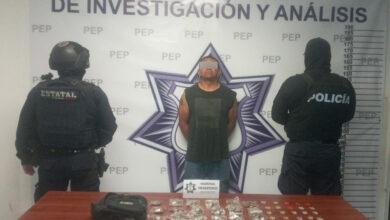 nopalucan, detenido, cristal, marihuana, posesión, comandancia, ataque verbal, código rojo
