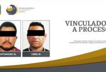 FGE, banda criminal, prisión preventiva, homicidio calificado, CERESO, Ministerio Público