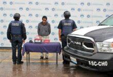 Ministerio Público, robo de vehículo, SSC, Volkswagen, camioneta Ford, batería,
