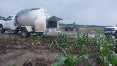 SSP, combustible robado, autoridades correspondientes, C5i, operativo, pipas, gas, ducto