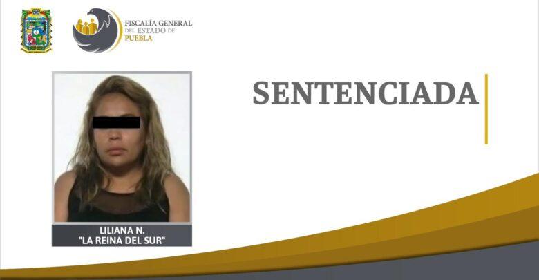 la reina del sur, sentencia, 19 años, prisión, desaparición forzada, delitos contra la salud, código rojo