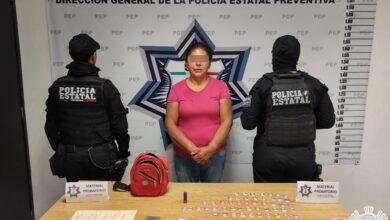 el croquis, policía estatal, colonia solidaridad nacional, mujer, drogas, posesión, cartucho, fge, código rojo