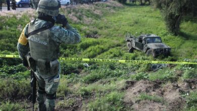 ejército, vehículo, saldo, muerto, lesionados, guardia nacional, levantamiento del cadáver, código rojo