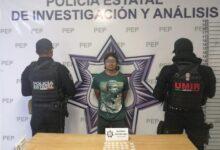 Coronango, distribuidor, droga, cahimba, abastecimiento, crista, policía estatal, código rojo