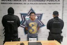 plaza tolín, detenido, narcovendedor, robo de vehículos