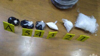 san miguel, penal, ingreso, alimentos, droga, intento, cristal, cocaína, heroína, lulú, detenida, código rojo