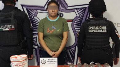 narcomenudeo, mujer, detenida, piedra, el gato, código rojo