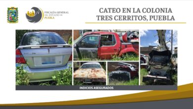 fge, aseguramiento, cateo, vehículos, robados, ministerio público, medios de identificación, código rojo