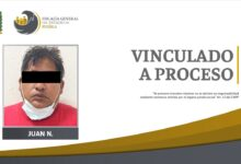 menor de edad, hijastra, violación equiparada, detenido, vinculado a proceso, fge, código rojo