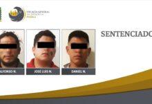 150, años, prisión, trío, secuestradores, profesor, fge, teziutlán, pago, rescate, vehículo, código rojo