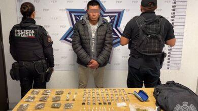 """""""Ríos"""", droga, delitos contra la salud, robo de vehículo, cristal, marihuana, """"El Diablo"""", SSP"""