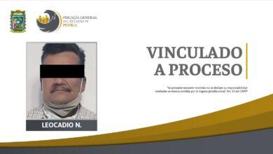 Vinculan a proceso, violación, prisión preventiva oficiosa, Tehuacán, FGE, niña