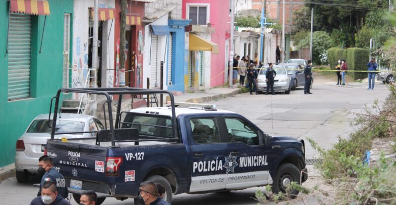 Muertos, herido, Loma Bonita, reparador de refrigeradores, ejecutados, impactos de bala, FGE, ajuste de cuentas