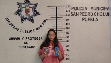útiles escolares, Bodega Aurrerá, Cholula, FGE, cajas de lápices de colores, Lapiceras, recibo de compra