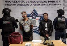 """Droga, distribuidore, """"El Grillo"""", SSP, """"La Dulce"""", cristal, marihuana, colonias El Salvador, Clavijero, Historiadores,"""